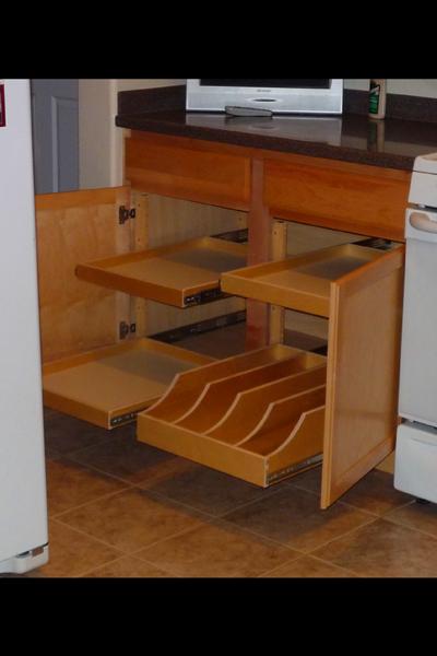 Home storage remedies in colorado springs colorado for Kitchen cabinets colorado springs